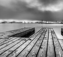 Sitting on the Dock of the Bay by David Chang