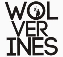 Wolverines! by taranv