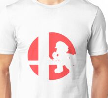 Mario - Super Smash Bros. Unisex T-Shirt