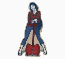Marceline w/ Axe 2 by StudioAcramill