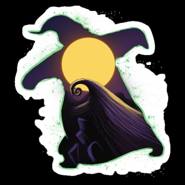 A Boogie Through Halloween Town by odysseyroc