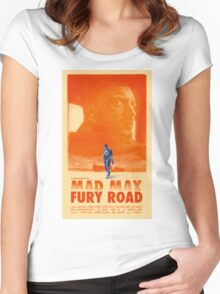 Mad Max: Fury Road Women's Fitted Scoop T-Shirt