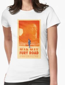 Mad Max: Fury Road Womens Fitted T-Shirt