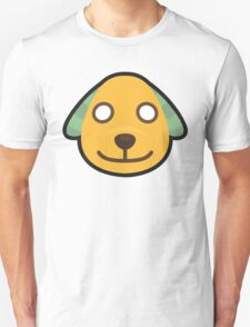 BISKIT ANIMAL CROSSING Unisex T-Shirt