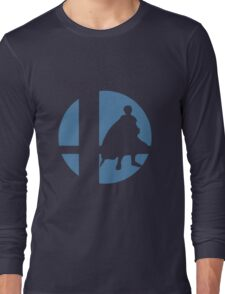 Marth - Super Smash Bros. Long Sleeve T-Shirt