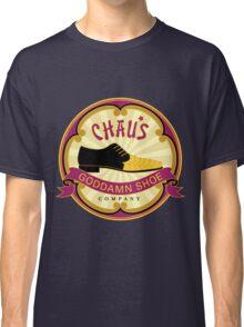 Chau's Goddamn Shoe Company Classic T-Shirt