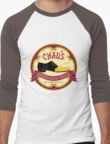 Chau's Goddamn Shoe Company Men's Baseball ¾ T-Shirt