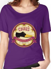 Chau's Goddamn Shoe Company Women's Relaxed Fit T-Shirt