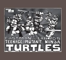Turtle Power by trippinmovies