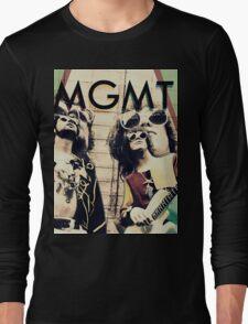 MGMT #4 Long Sleeve T-Shirt
