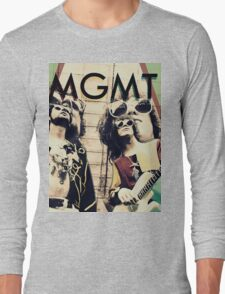 MGMT #4 Long Sleeve T-Shirt