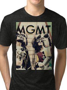 MGMT #4 Tri-blend T-Shirt