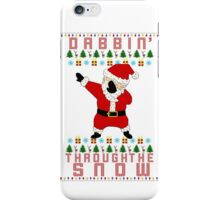 Dabbing Santa iPhone Case/Skin