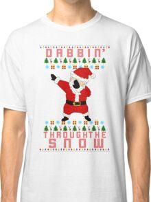 Dabbing Santa Classic T-Shirt