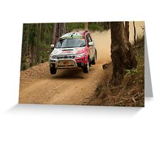 A Forester In The Forest Greeting Card