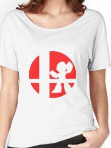 Megaman - Super Smash Bros. Women's Relaxed Fit T-Shirt