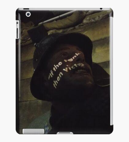 Shadow Soldier iPad Case/Skin