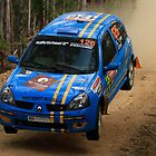 This Is Gonna Hurt - Guy Tyler- FIA World Rally Championship Australia 13.09.2013 by Noel Elliot