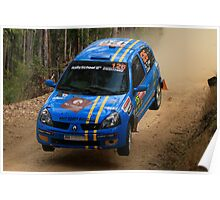 This Is Gonna Hurt - Guy Tyler- FIA World Rally Championship Australia 13.09.2013 Poster