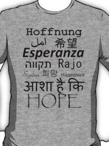 Language of Hope T-Shirt