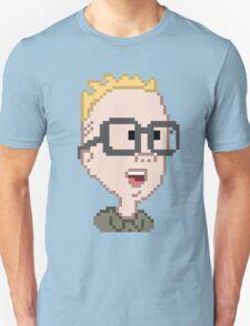 8-Bit Gus Griswald Unisex T-Shirt