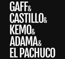 Gaff & Castillo & Kemo & Adama & El Pachuco - Dark by olmosperfect