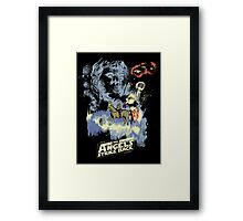 TIME LORD: Episode V Framed Print