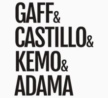 Gaff & Castillo & Kemo & Adama - Light by olmosperfect