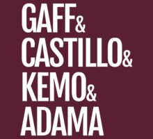 Gaff & Castillo & Kemo & Adama - Dark by olmosperfect
