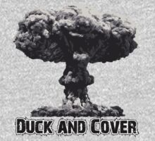 Duck and Cover by azummo