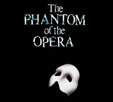 Phantom of the Opera by derp44