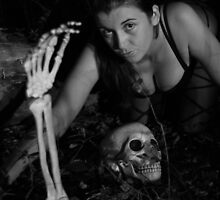 First spooky images of the season with Beth 2013 by GWGantt