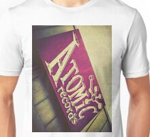 Atomic Records Vintage Sign Unisex T-Shirt