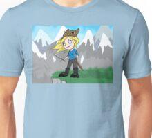 Yogscast Hannah on a Mountain Unisex T-Shirt
