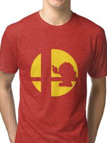 Pac-Man - Super Smash Bros. Tri-blend T-Shirt