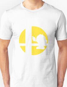 Pac-Man - Super Smash Bros. Unisex T-Shirt