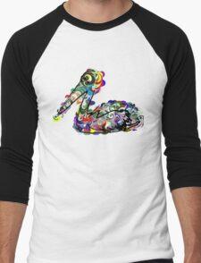 Pelican Men's Baseball ¾ T-Shirt