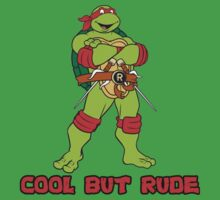 Raphael is cool but rude! by trippinmovies