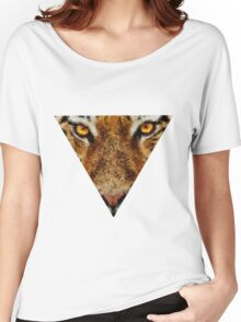 Animal Art - Tiger Women's Relaxed Fit T-Shirt