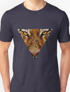Animal Art - Tiger Unisex T-Shirt