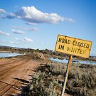 Road Closed by Gillian Berry