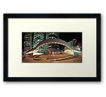 Panorama | Eagle Street Pier Framed Print