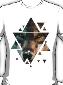 Animal Art - Wolf T-Shirt