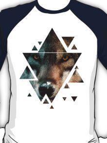 Animal Art - Wolf T-Shirt