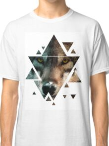 Animal Art - Wolf Classic T-Shirt