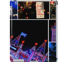 Its beginning to look a lot like...XMAS!!! Edinburgh iPad Case/Skin