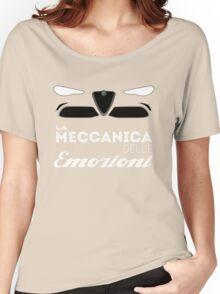 Alfa Romeo la meccanica delle emozioni Women's Relaxed Fit T-Shirt