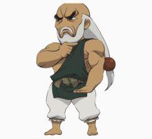 Ultra street fighter-Gouken T shirt One Piece - Short Sleeve