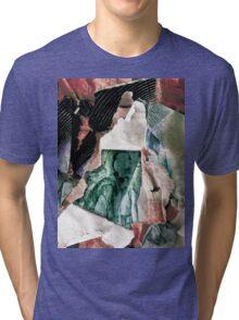 Slender Scraps Tri-blend T-Shirt