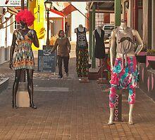 Fashion alley by awefaul